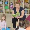 Rodzice czytają dzieciom- mama Amelki M.