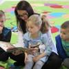 Rodzice czytają Dzieciom - mama i brat Leny R.