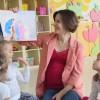 Rodzice czytają dzieciom, mama Krysi C.