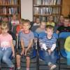 Tygryski na przedstawieniu teatralnym w Miejskiej Bibliotece Publicznej (18.06.2015)