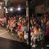 Kropeczki i Misie na Spektaklu ,,Cmok' Teatru Scena