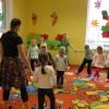 Lekcja tańca ludowego.