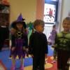 Halloween - Misie i Kwiatuszki