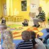 ,,Rodzice czytają dzieciom' tata Bartusia.