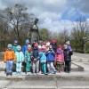 Tygryski w Parku Miejskim.