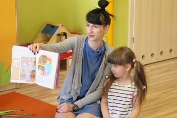 Rodzice czytają Dzieciom - mama Igi K.