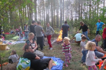 Święto Pieczonego Ziemniaka Piknik Rodzinny