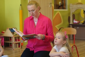 Rodzice czytają Dzieciom-mama Hani W.