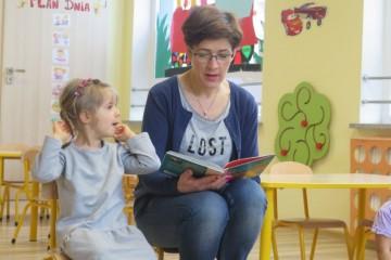 'Rodzice czytają dzieciom' mama Alicji M
