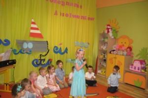 Urodziny Oliwierka i Dzień Indianina w gr. Misiów