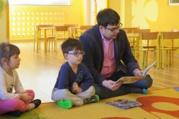 Rodzice czytają Dzieciom-tata Karolka Ś.