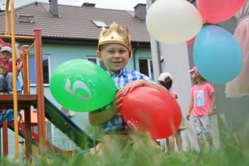 Urodziny Oliwierka G.