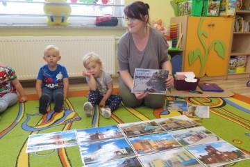 Moja miejscowość – tworzenie planu miasta z zaznaczeniem ważnych dla dzieci miejsc