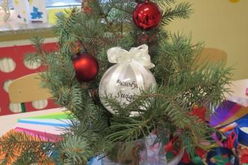 Warsztaty Świąteczne w gr. Misiów