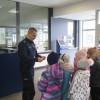 Kropeczki z wizytą w Komendzie Policji
