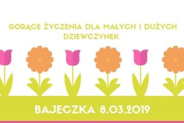 Dzień Kobiet w gr. Kwiatuszków