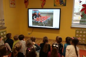 Maszyny rolnicze - poznanie pracy Rolnika