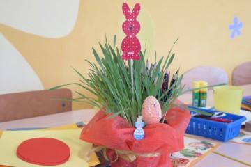 Warsztaty Wielkanocne w gr. Kwiatuszków