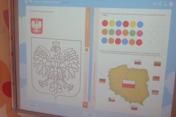 Polskie symbole narodowe – tworzenie flag, nauka hymnu