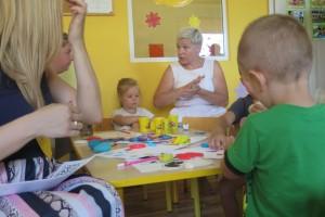 Dzień otwarty dla dzieci przyjętych od 1 września.