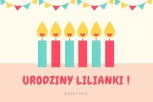 Liliana gr. Kropeczek