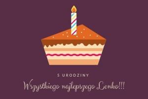 Urodziny Lenki K.