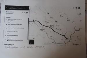 Mapka dojazdu na ognisko