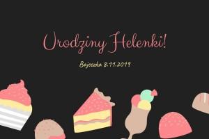 Urodziny Helenki