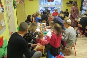 Warsztaty Świąteczne w gr. Tyrysków