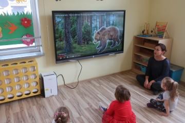 Mieszkańcy polskich lasów – poznanie zwierząt znajdujących się pod ochroną