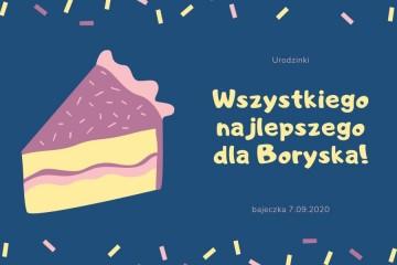 Urodziny Boryska