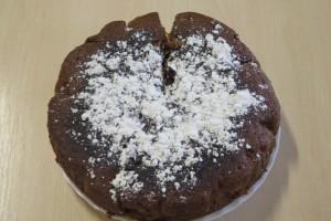 Warsztaty kulinarne w gr. Tygrysków - ciasto marchewkowe
