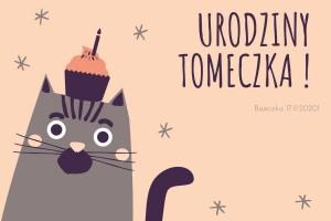 Urodziny Tomka