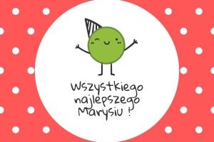 Urodziny Marysi.
