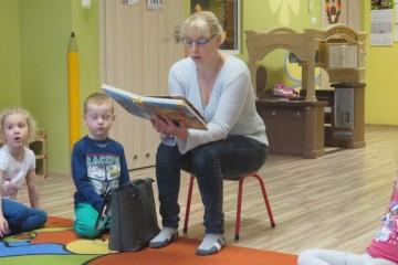 Rodzice czytają Dzieciom - mama Bartusia  P.