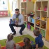 ,,Rodzice czytają dzieciom' tata Oliwierka B.
