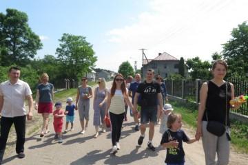 Wycieczka Rodzinna do miejscowości Rybaki na zaproszenie Rodziców naszego przedszkolaka Oliwiera.