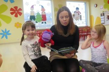Rodzice czytają Dzieciom - mama Patrycji G.