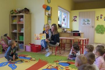 'Rodzice czytają Dzieciom' mama Olka G.