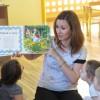 Rodzice Czytają Dzieciom, mama Dominika, Lenki i Poli.
