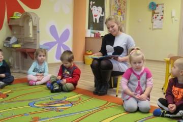 'Rodzice czytają Dzieciom' mama Karolka K.