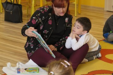 Rodzice czytają Dzieciom - mama Julka P.