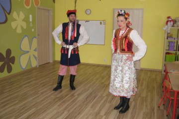 Lekcja z folklorem
