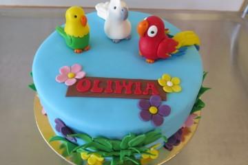 Urodziny Oliwi R.