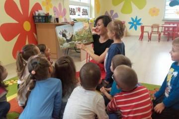 'Rodzice czytają Dzieciom' mama Krysi C.