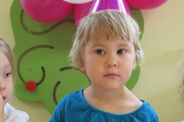 Urodziny Krysi