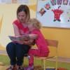 Rodzice czytają dzieciom - mama Oliwki Ł.