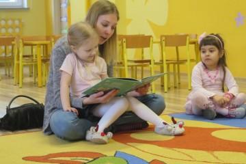 Rodzice czytają Dzieciom - mama Michalinki P.