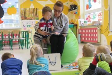 'Rodzice czytają Dzieciom' mama Jasia D.