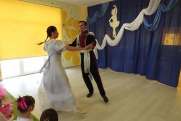 Międzyprzedszkolny Konkurs Tańca w Bajeczce.